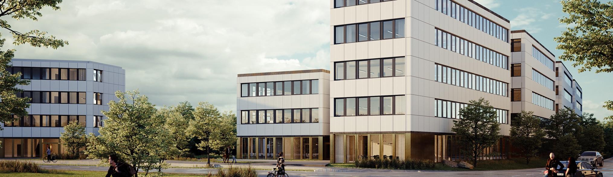Neubauprojekt – Exklusive Büro-/ Technologieflächen in Dortmund